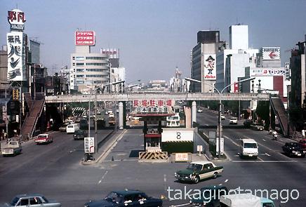 心斎橋歩道橋