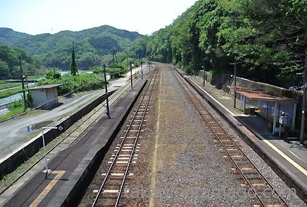 関西本線大河原駅