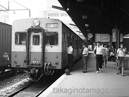 天王寺駅 関西本線下りホーム