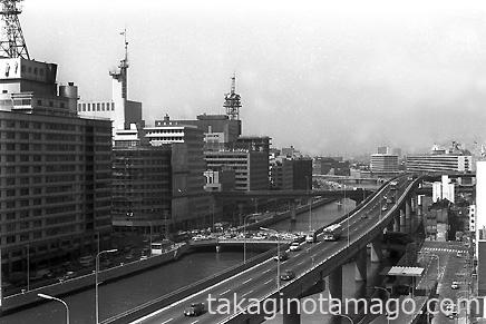 堂島川と空港線