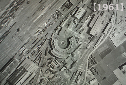 吹田第一機関区【1961】