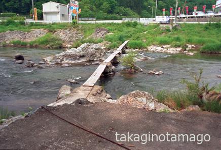 多田院の流れ橋