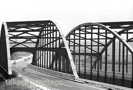 名神高速 大山崎橋