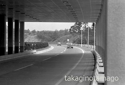 名神高速 千里山トンネル